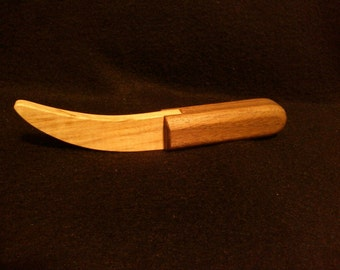 Wooden Toy Hunting Knife