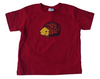 hedgehog kids shirt, hedgehog t-shirt, hedgehog kids t-shirt, kids gift, cute hedgehog, hedgehog shirt