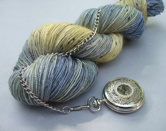 Donegal Tweed BFL Sock Wool. Where the Sky Meets the Land