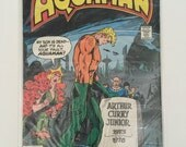 Aquaman #62 reserved listing