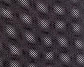 BlackTie Affair by Basic Grey - Black Polka Dot - Moda
