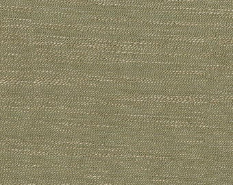 Popular Faux Linen Upholstery Fabric - Coordinates Traditional to Modern - Soft hand feel - Color: Emerse Sand  - per yard
