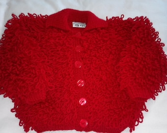 Girls Loopy Jacket SPECIAL OFFER