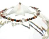 Best Men's Bracelet SALTI LINER Bracelet Herkimer Diamond FREE Worldwide Ship
