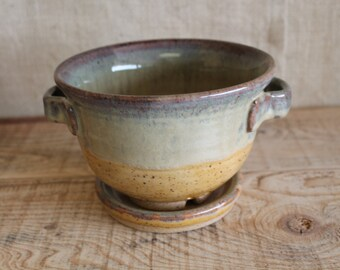 Goldenrod Berry Bowl