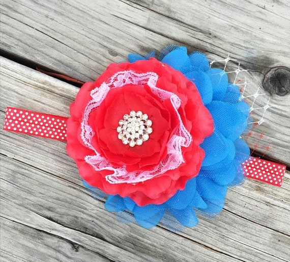 FIRECRACKER Cupcakes and Lace  - Perfect for Birthdays, Newborn, Photo props girl baby child lace adult 4th of july patriotic holiday