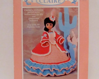 Claire Crochet A Southwest Dress Pattern