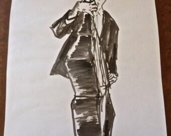 Jazz Bass player