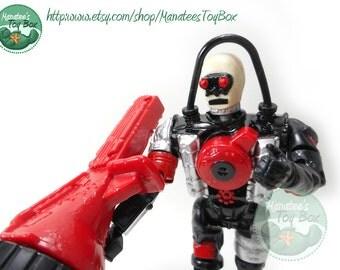 90s Crash Dummies Villain Junkman Junkbot by Tyco 1990s Action Figure Complete JD