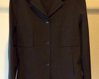 Vintage Jil Sander Black Jacket