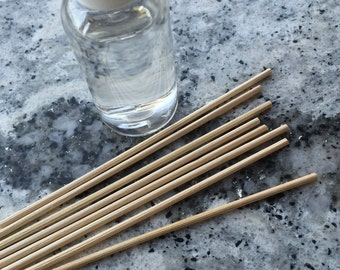 Fragrance Diffuser Oils and Reeds, Refills,Supplies ( Small)