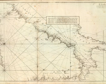 Mediterranean Sea – 1764