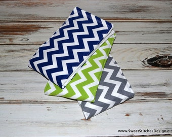 Baby Items Baby Boy Burp Cloths - Best Burp Cloths Blue Green Gray Chevron Modern Boy Chevron Burp Cloth Set