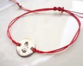 Evil Eye Bracelet, Protection Bracelet, Gold, Silver, Red String, Friendship Bracelet, Charm, Adjustable Handmade Jewelry, Jewellery