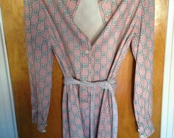 Vintage Givenchy  cotton jersey dress