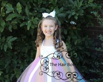 The Hair Bow Factory Tutu Dress Size 12-24 Months to Size 14