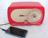 Arvin Radio 1953  Restored & iPod-Ready