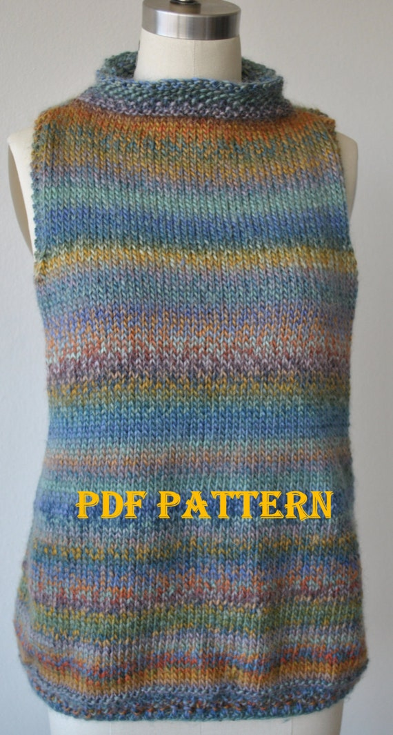 Arm Knitting Sweater Patterns : Items similar to pdf knit pattern new outlander knitting