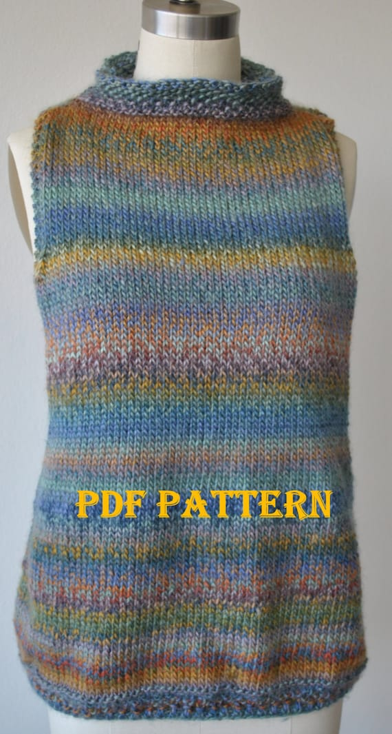 Arm Knitting Sweater : Items similar to pdf knit pattern new outlander knitting