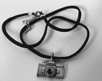 Simple Camera Necklace