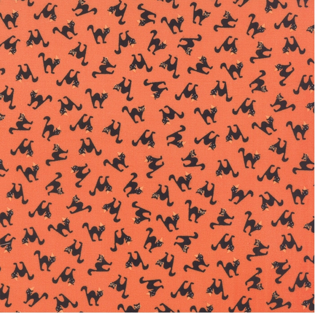 Spooky Delights cotton fabric by Bunny Hill Designs for Moda