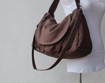 NEW YEAR SALE 30% - Fortuner in Cinnamon (Water Resistant) Purse / Laptop / Shoulder bag / Messenger Bag / Handbag / Wallet / Diaper Bag / H