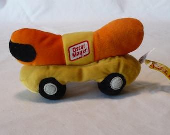 Oscar Meyer Wiener Mobile Bean Bag Toy