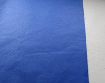 "10 Sheets of Parade (Royal) Blue Tissue Paper (20"" x 30"")"