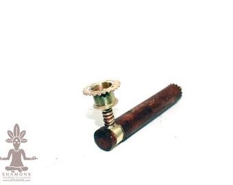 Steampunk Ceremonial Pipe