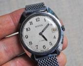Working Watch. Vintage Soviet Russian wrist watch Wostok.
