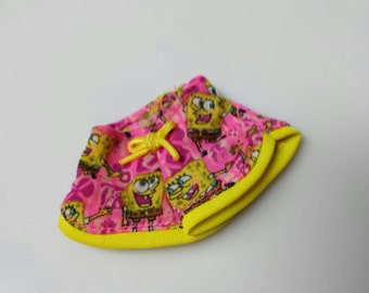 Sponge Bob shorts Fashion Outfit  Barbie Fashions