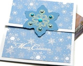 Christmas Gift Card Holder - Holiday Gift Card Holder - Gift Card Holder - Handmade Gift Card Holder - Gift Card Holder Christmas