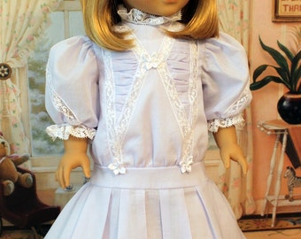 SALE Heirloom Dress for 18 Inch Dolls