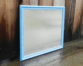 Shabby Chic 16 x 20 Framed Magnet Board, Made to Order, Your Color Choice