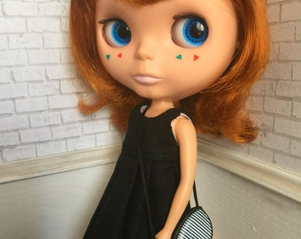 Black Souls Blythe Dress: Dreadfully Cute Collection