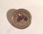 Vintage motorcycle  Pin