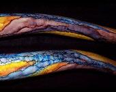 Didgeridoo, 2016 Inked Didjes Series, Beautiful handmade instrument