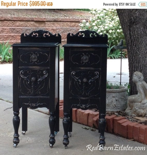 vintage nightstands for sale on you order we find antique nightstands by 6851