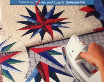 Patchwork Place - Press For Success - Myrna Giesbrecht