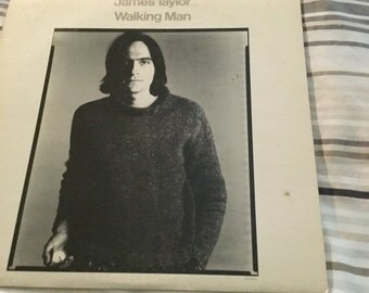 James Taylor Walking Man on Reprise Records