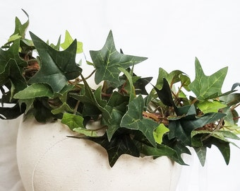 Ivy Flower Crown