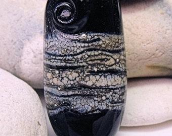 Pinnus, Lampwork Focal Bead, SRA, UK
