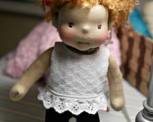 13 in Waldorf Inspired Doll by Jemilynndolls Ready To Ship