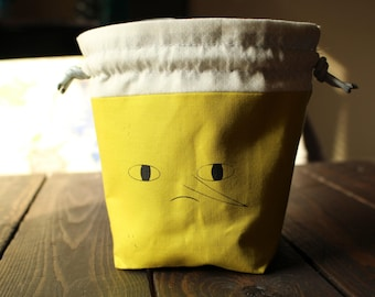 Dice Bag ~ Lemongrab