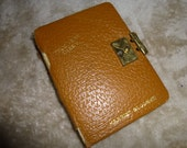 Diary Vintage Handwritten Young Woman 1934-1939 Harriet Bloomer