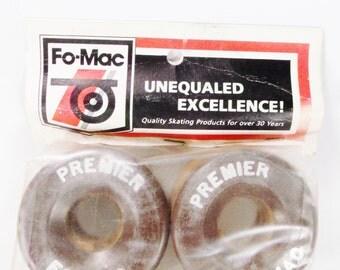 FO MAC PREMIER Wheels New Vintage 8 Pack Brown Tan Beige