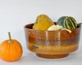 Vintage planter Unique Keramiek | fat lava | plant pot | flower pot