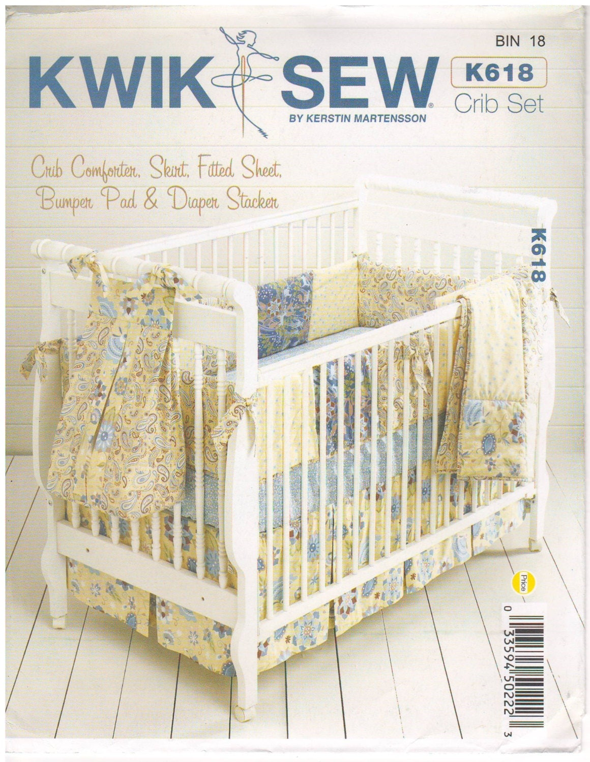 Baby Bedding Patterns To Sew Simplicity