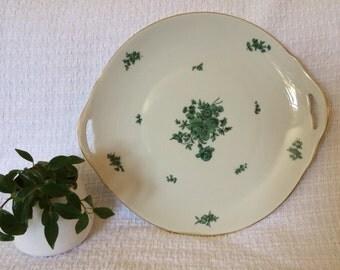 Vintage Thomas China, Germany, Dessert Set, Pattern 4673