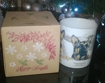 5 Merry Bright Gift Boxes , Made to Order, Christmas, Thank You gift Box